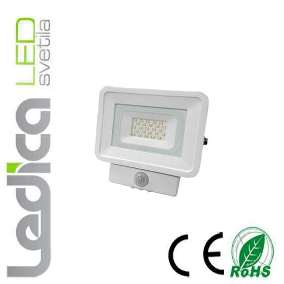 Led reflektor s senzorjem 10W