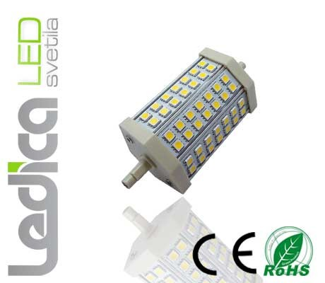 Led žarnica 120mm R7S 7W