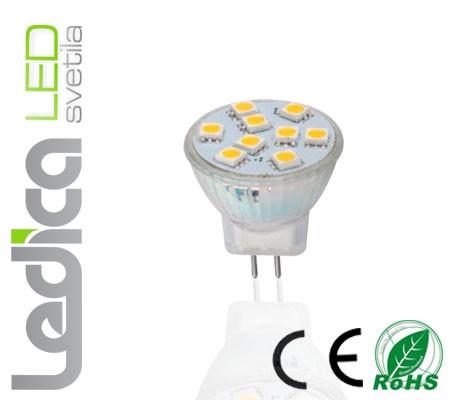 Led žarnica G4 12V 1.5W