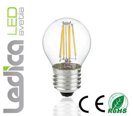 Led filament E27 4W