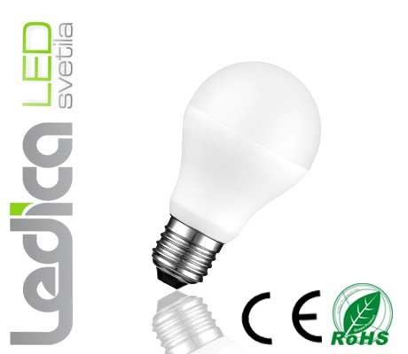 Led klasična žarnica 5W E27