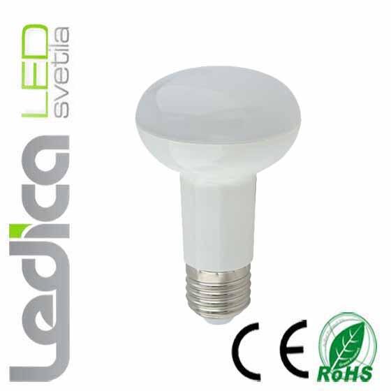 Led žarnica E27 reflektorska R63