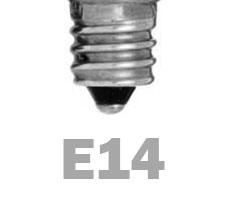 E14 LED žarnice