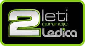 LEDica Garantie