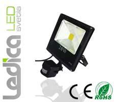 Led reflektor 30W s senzorjem