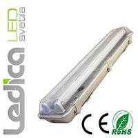 Led 2x T8 svetilka 120cm