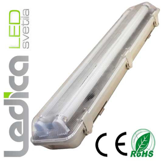 2xT8 cevna luč 150cm