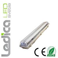 Led dvojna T8 svetilka 60cm