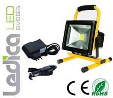 20W baterijski reflektor